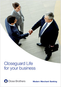 Closeguard Life for your business
