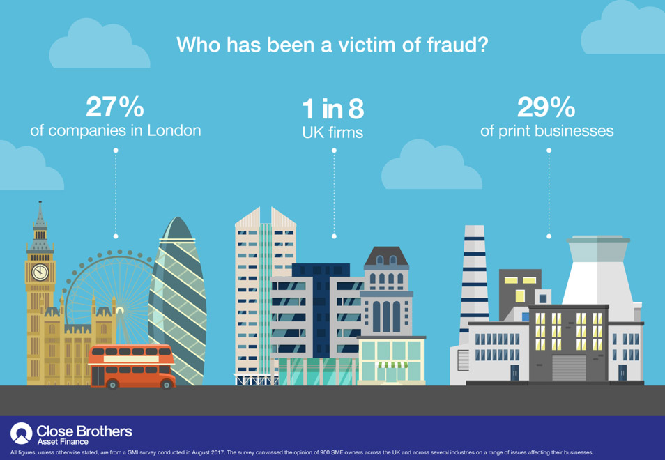 Fraud authorities not visible enough to UK SMEs