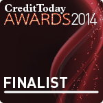 Credit Today Awards 2014 - Finalist