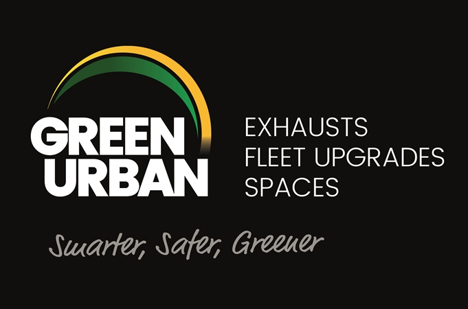 Green Urban Logo