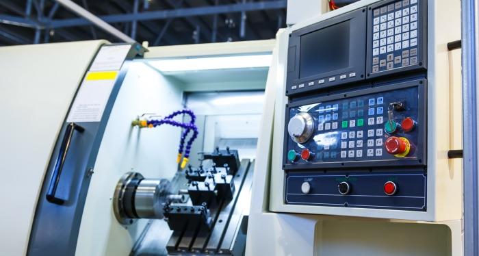 Finance for industry - CNC machine