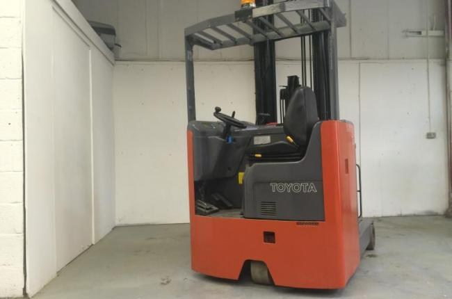 Toyota 6FBRE16 Refurbished FLT - 2006 4