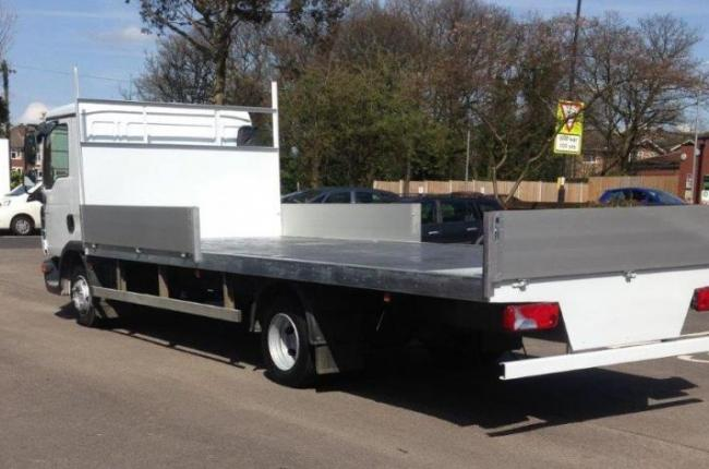 2010 (60) MAN TGL 7.180 7.5t Flatbed 4