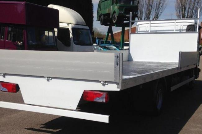 2010 (60) MAN TGL 7.180 7.5t Flatbed 3