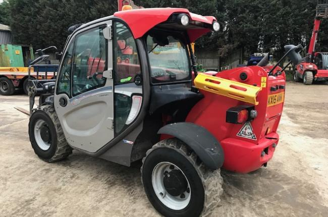2015 Manitou MT625 H Comfort (Choice of 2) | Close Brothers