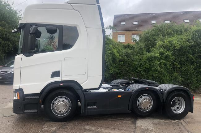 2017 Scania R450 A 6x2/2NA Highline Euro 6 Tractor Unit  2