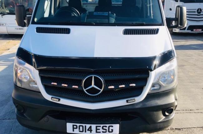 2014 Mercedes Sprinter 313 CDI 2.1 c/w new 2019 AMS recovery body incl winch  3