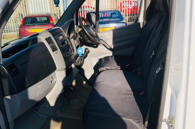 2014 Mercedes Sprinter 313 CDI 2.1 c/w new 2019 AMS recovery body incl winch  6