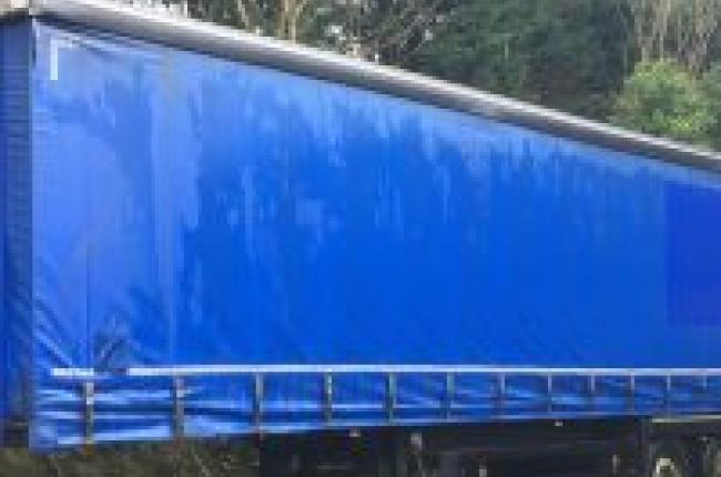 2012 Curtain Side Trailer