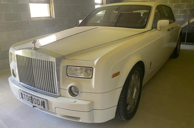 2008 Rolls Royce Phantom Saloon 02