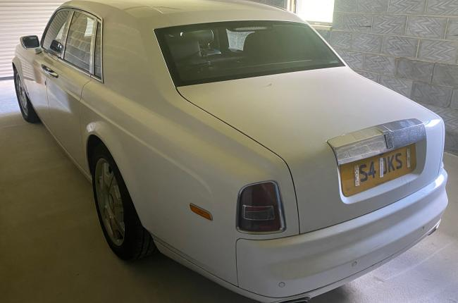 2008 Rolls Royce Phantom Saloon 03