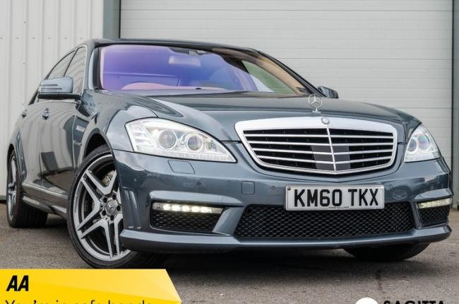 Mercedes S Class S63 AMG L - 2011 (60 plate)