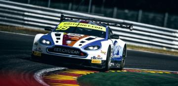 Darren Turner: Taking the positives from Spa