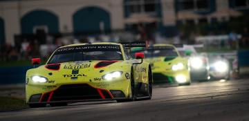 Darren Turner: Draws positives as Sebring hopes dashed