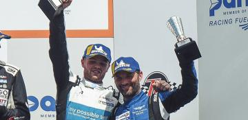 Darren Turner: Turner maintains podium streak on GT Open return