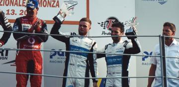 Turner ends European season with GT Open podium