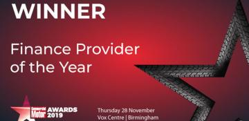 Finance Provider of the Year