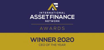 International Asset Finance Network Awards: CEO of the Year