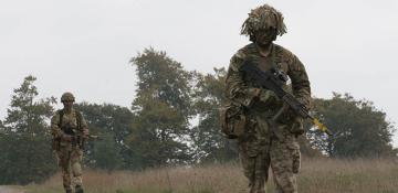 Making a voluntary difference - Phil Blea on life in the Army Reserve
