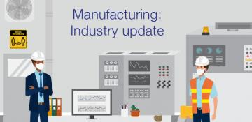 C19 manufacturing industry update