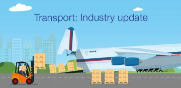 Transport: Industry update COVID-19
