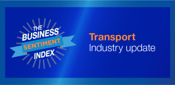 Business Sentiment Index – Transport and Haulage