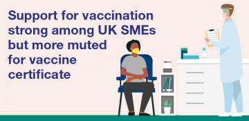 Support for vaccination strong among UK SMEs