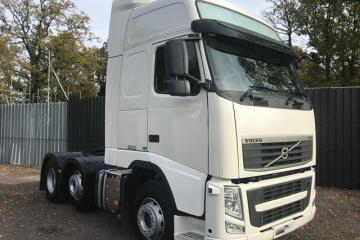 2013 (62) Volvo FH13.500 XL Globetrotter