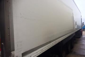 2006 Gray & Adams Carrier Vector 1800 MT Fridge Trailer