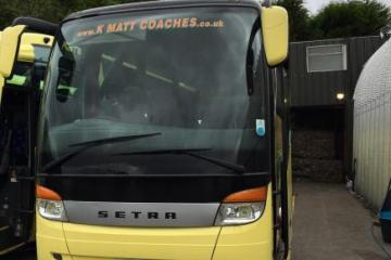 2004 (53) Setra S415HD Top Class 49 Seat Executive Coach