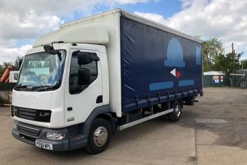 2009 (59) DAF LF 45.160 20' Curtainsider