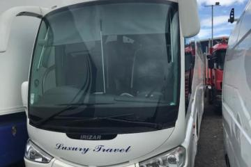 Scania Irizar K Series Coach