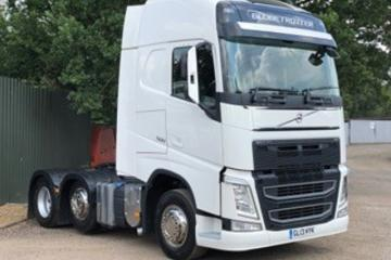 2014 (14) Volvo FH 4 500 XL Globetrotter