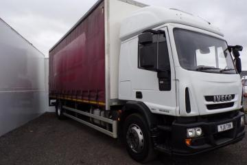 2011 Iveco 180 E250 High Roof Sleeper Cab