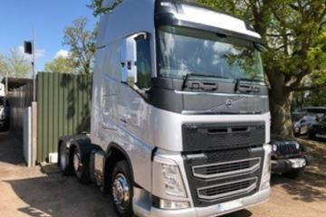 2014 (64) Volvo FH 4 500 XL Globetrotter
