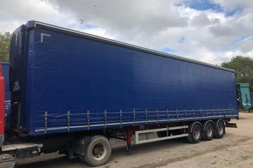 Multiple 2013 SDC Curtainsiders