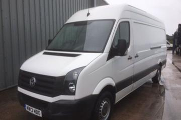 2013/13 VW Crafter 2.0 TDI