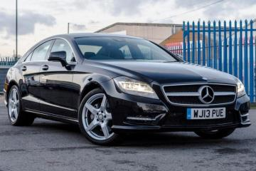2013 Mercedes CLS CLS350 CDI Blue Efficiency AMG Sport