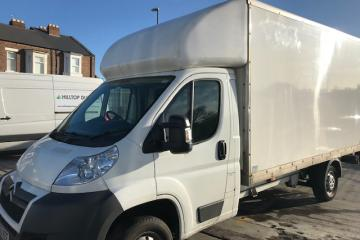 2013 Citroen Relay Luton 2.2HDI 35 c/w Tail Lift (NZE)