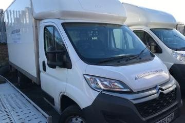 2015 Citroen Relay 35 Luton with Tailift