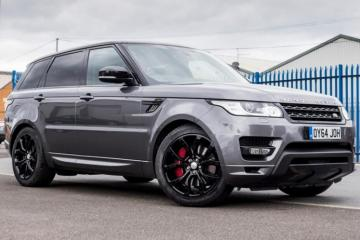 2014 Land Rover Range Rover Sport SDV8 Autobiography Dynamic