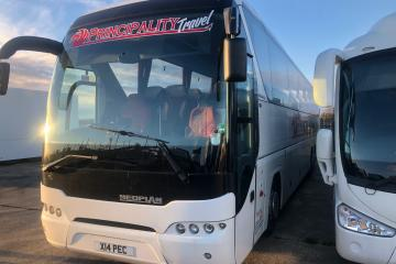 2011 MAN Neoplan Executive Tourliner Coach