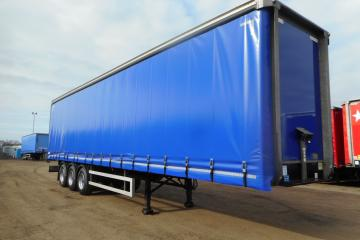 2013 Montracon Curtainsider