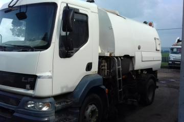 2004 DAF LF55 Johnston VT650 Road Sweeper