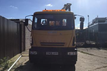 2006 Iveco 180E24 High Volume Jet Vac