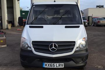 2015 Mercedes Sprinter 313 Curtainsider