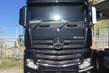 2014 Mercedes Actros 2445 Big Space