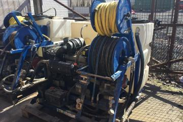 2017 Andy Guest V Pack S4 Jetting Machine
