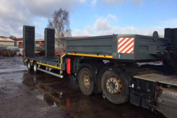 New GT Urban Two Axle Low Loader