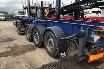 2006 Dennison Splitter Trailer